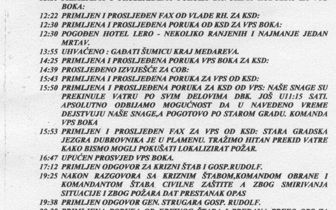 Ratni dnevnik • MDRD D 2705