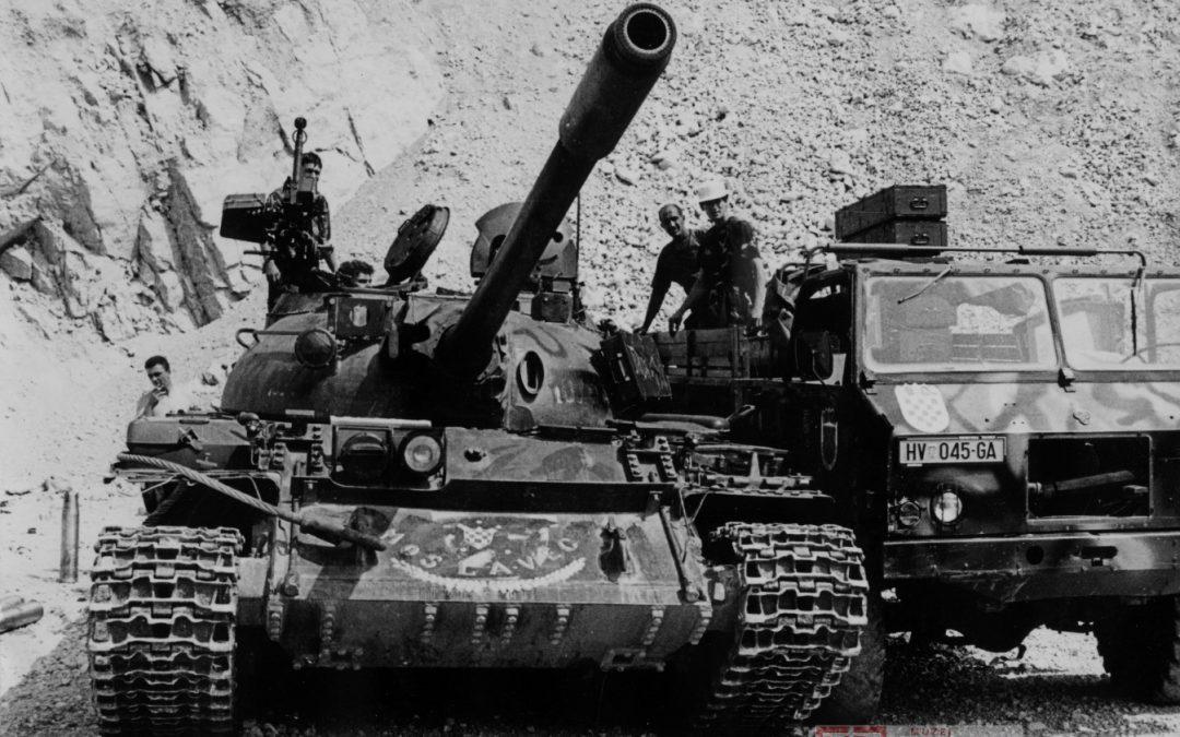 VRO Oslobađanje juga Hrvatske i deblokada Dubrovnika